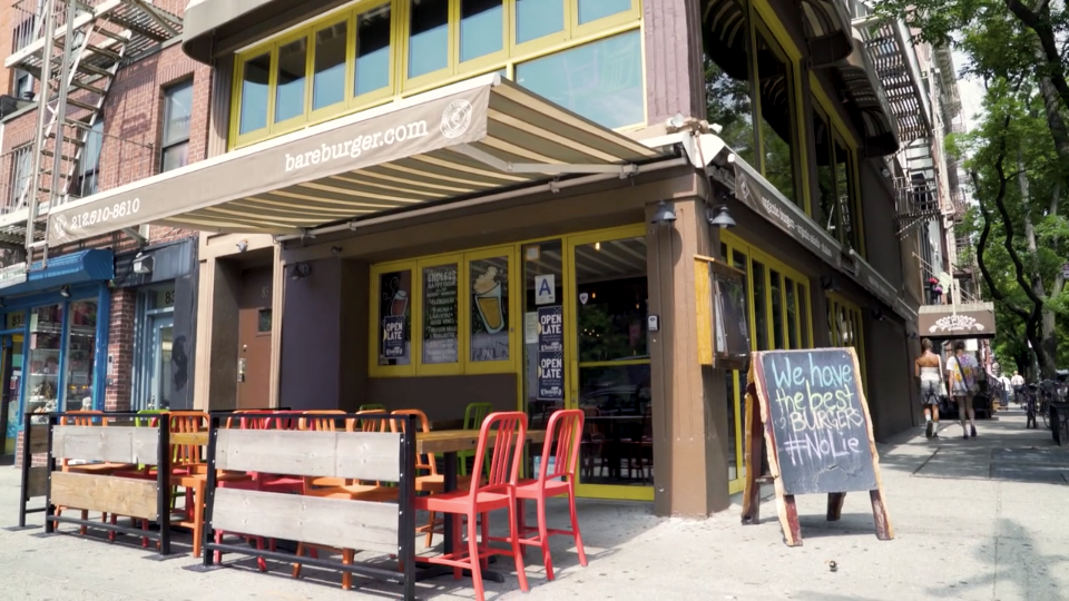 Bareburger uses analytics for site selection and expansion