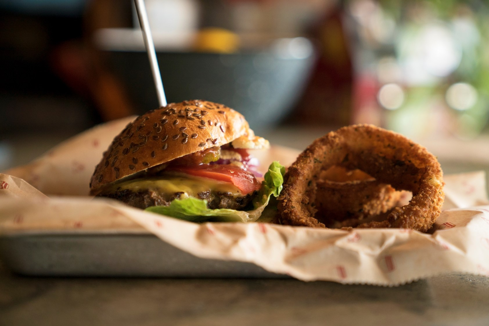 Bareburger site selection