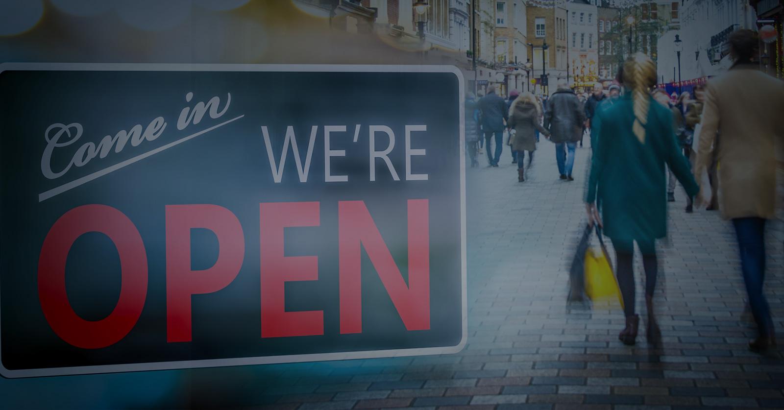 Optimize retail webinar open