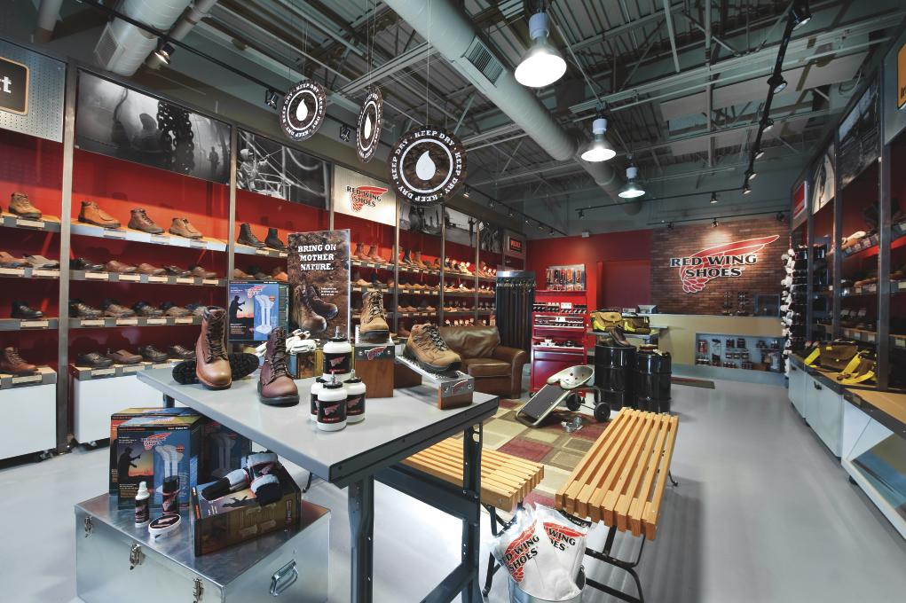 redwings shoe store
