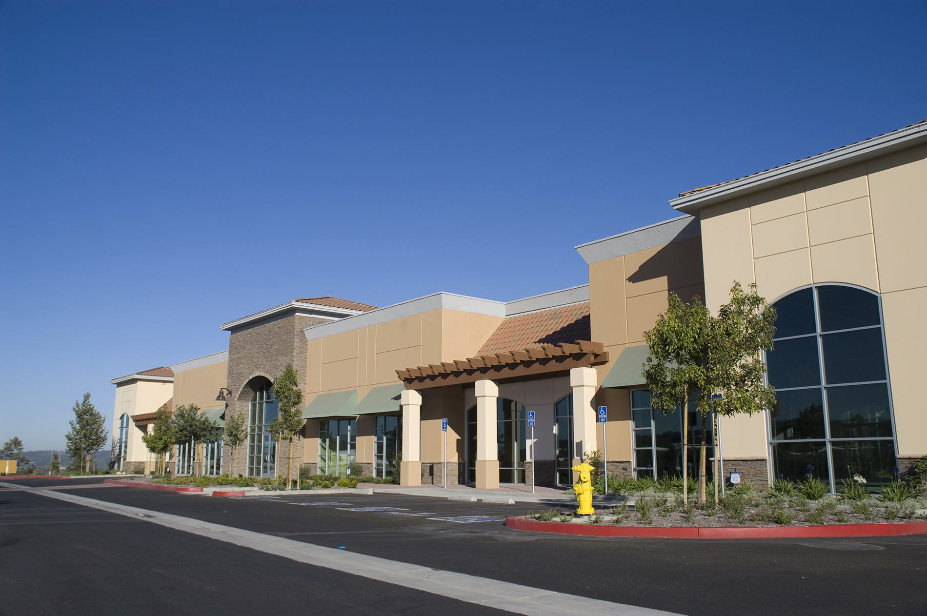 community seeking new retail