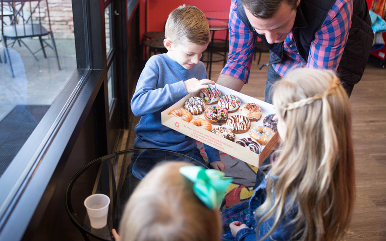 Duck donuts location qsr magazine article 3.11.19