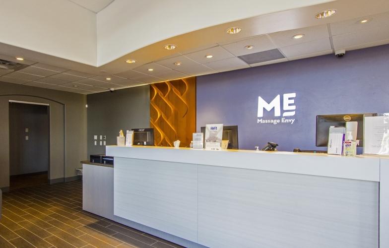 Massage envy lobby