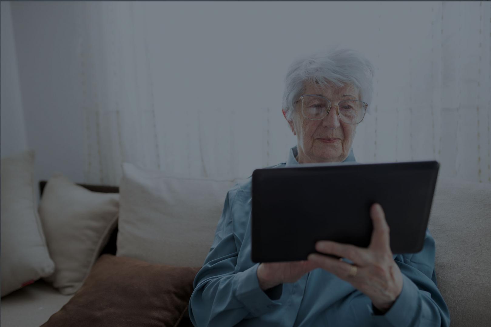 Telehealth-seniorwoman